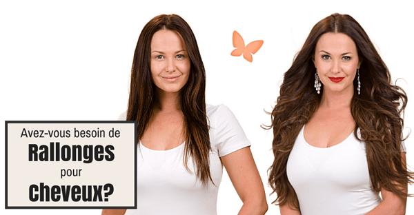 Extensions de cheveux: en avez-vous besoin?