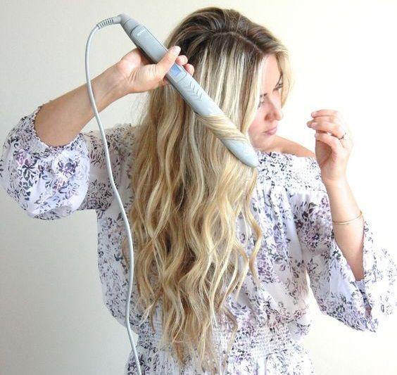 Coiffer les rallonges de cheveux