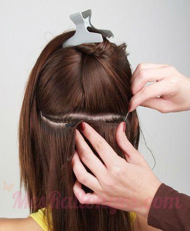 avantages extensions cheveux trames