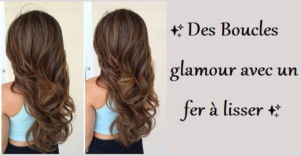 Extensions de cheveux et perruques qu bec blog sur les extensions de cheveux et perruques au - Boucle avec fer a lisser ...