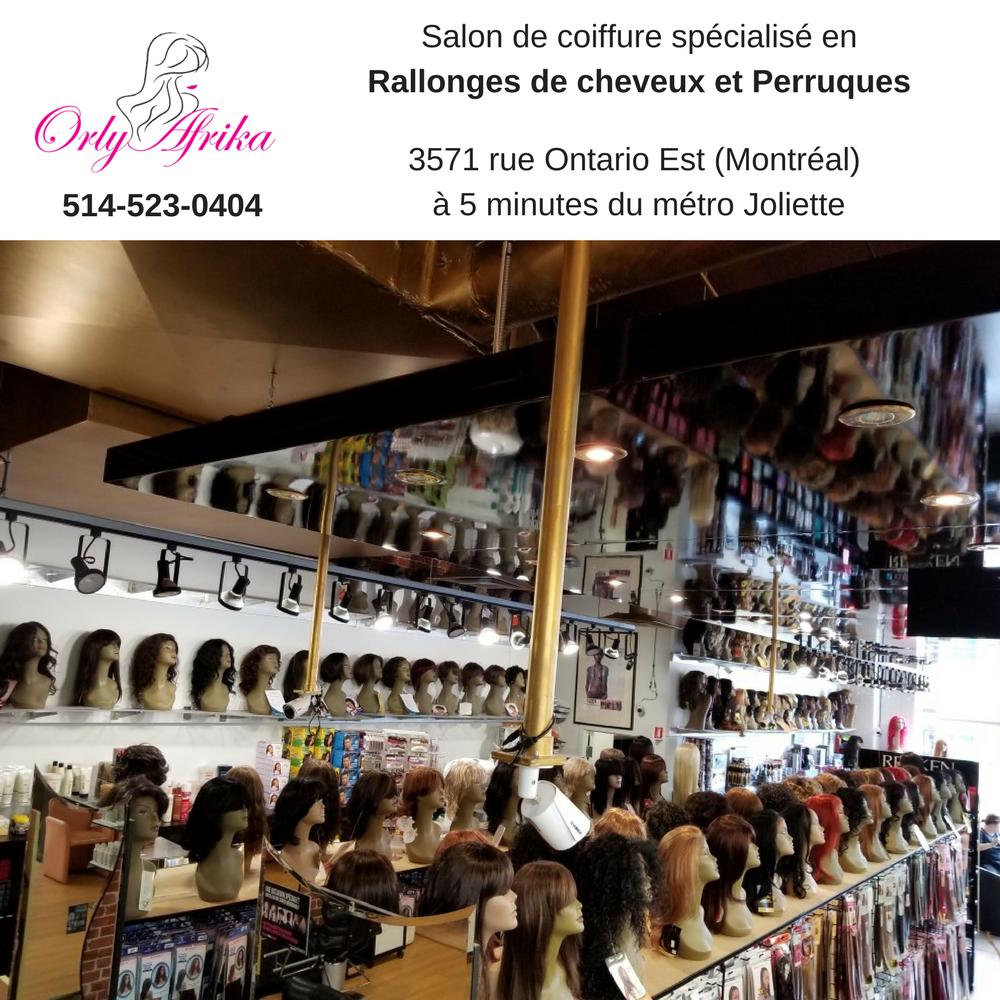 Où acheter une perruque à Montréal? Voici