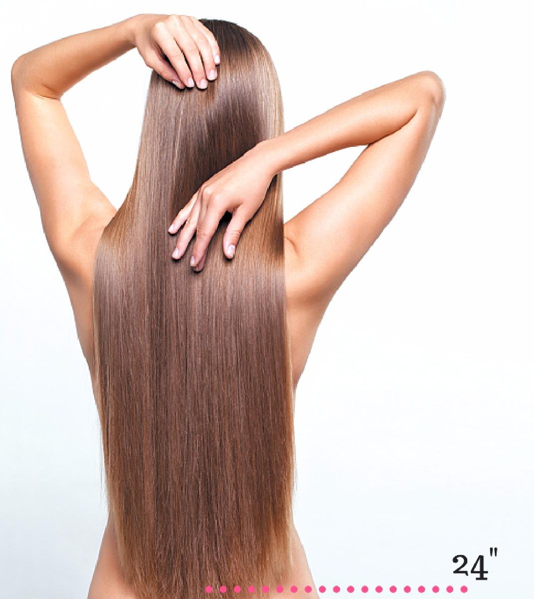Rallonges pour cheveux 24 pouces