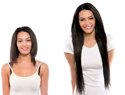 Rallonges Extensions Cheveux