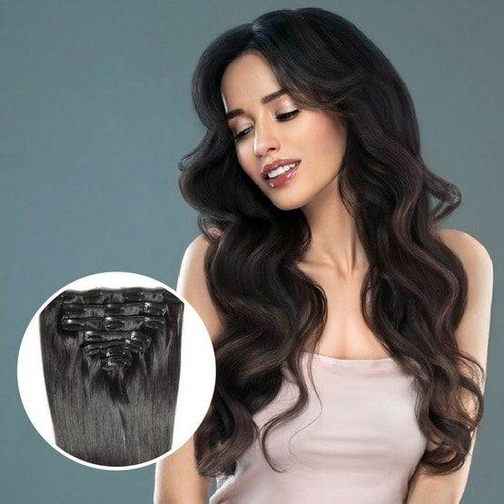 Shipping hair extensions in Vaughan  by Canadahair.ca