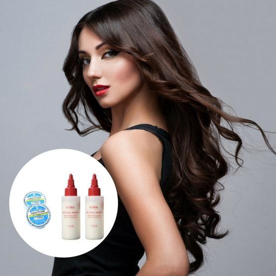 Poser des extensions de cheveux