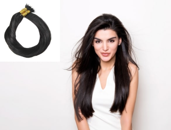 Rallonges cheveux nano rings
