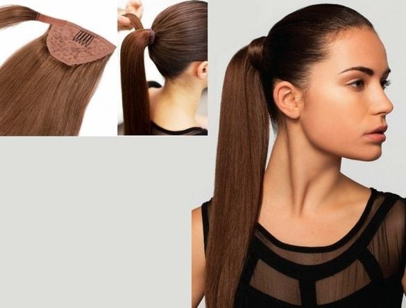 Postiche de cheveux