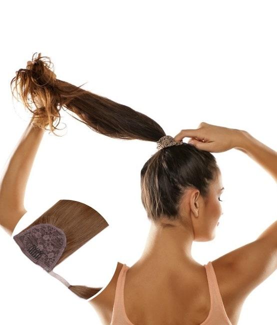 Postiches de cheveux