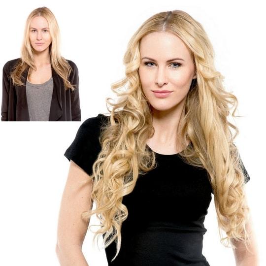 Extensions de cheveux en solde