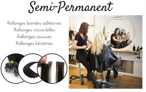 Rallonges pour cheveux remy hair