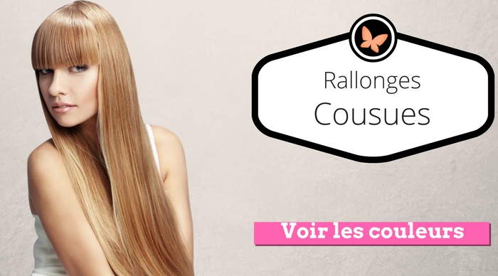 Rallonges cousues
